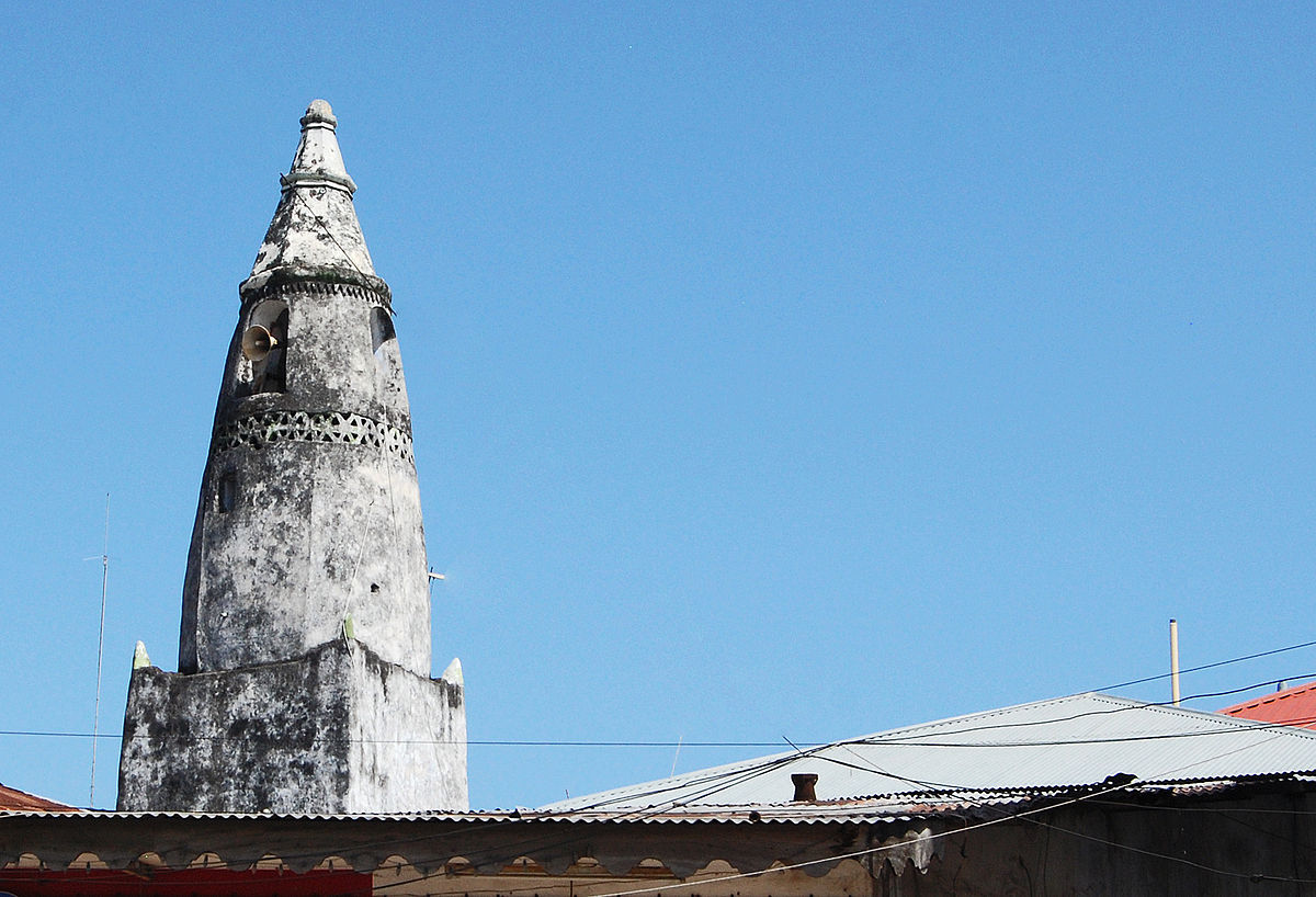 Pillar malindi mosque