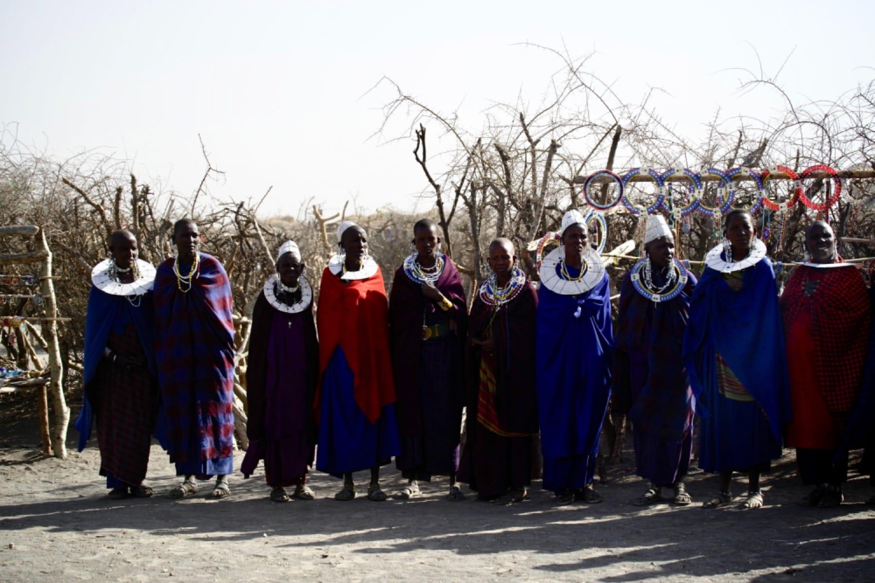 maasai people-tanzania-safari