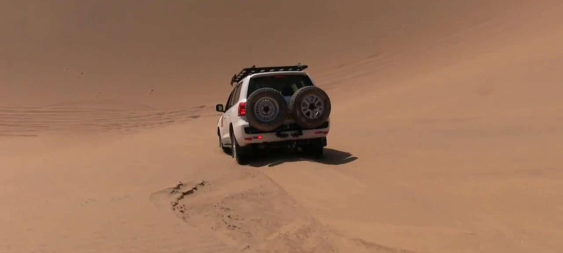 slef drive sand dunes namibia