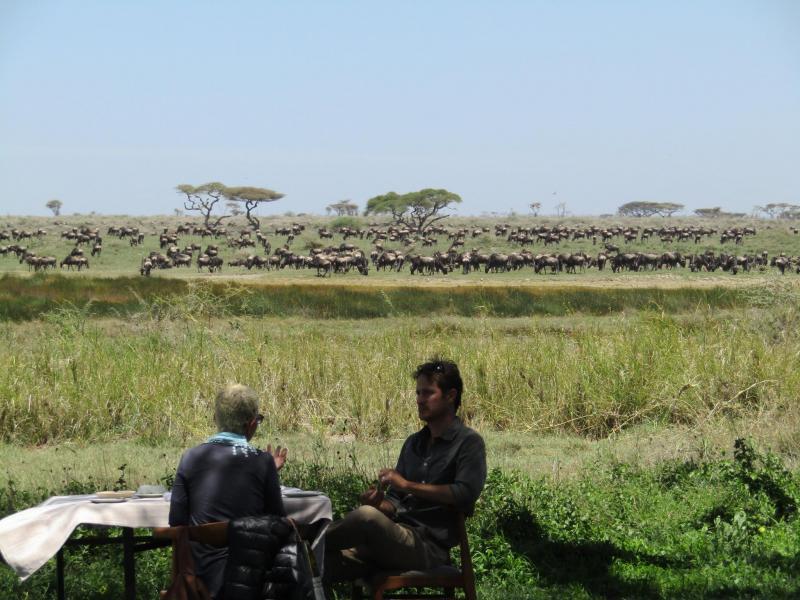 Namiri Camp
