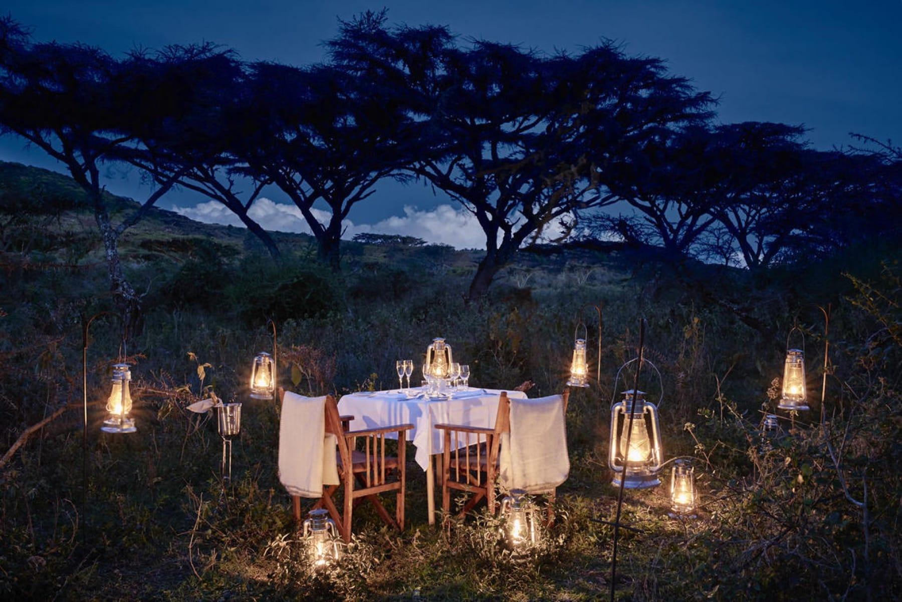 ngorongoro crater camp honeymoon safari