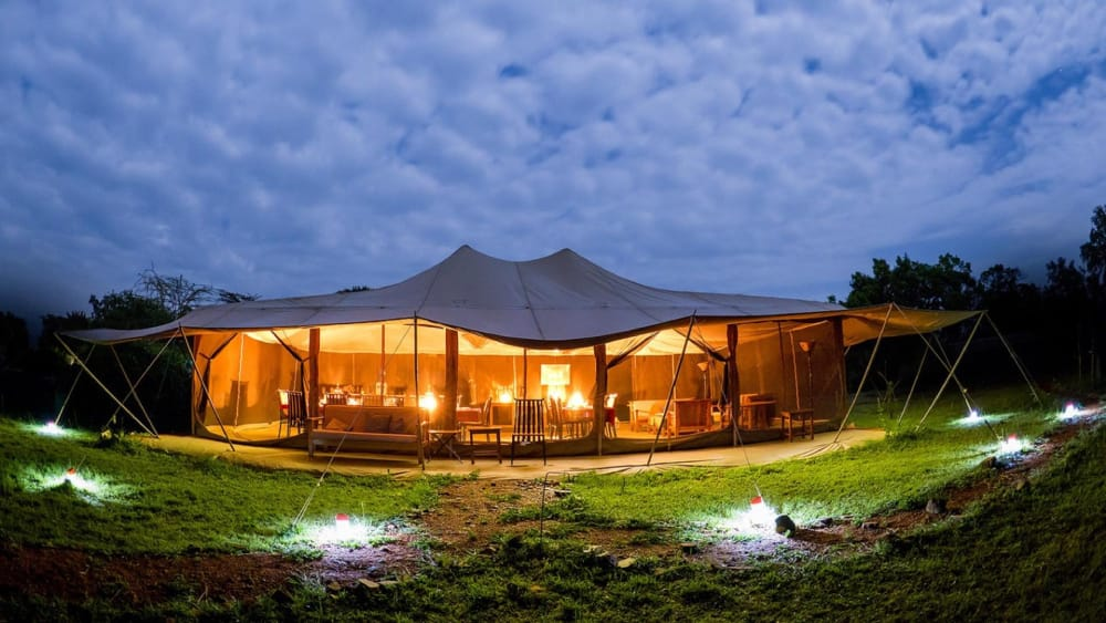 porini camp masai mara accommodation
