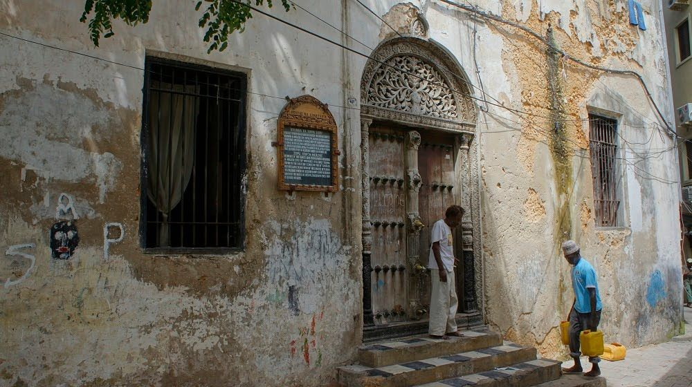 Stone Town in Zanzibar offers an eclectic mix of culture and history