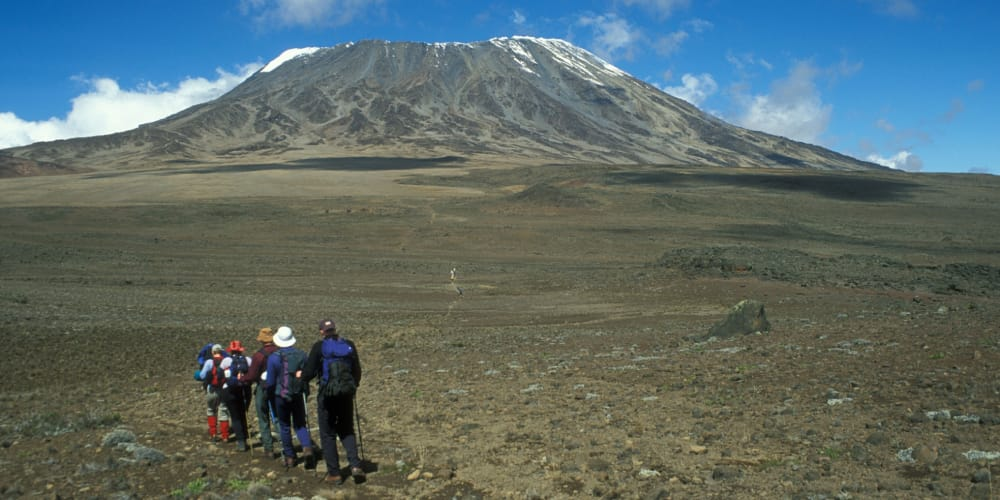 rongai route kilimanjaro group tour