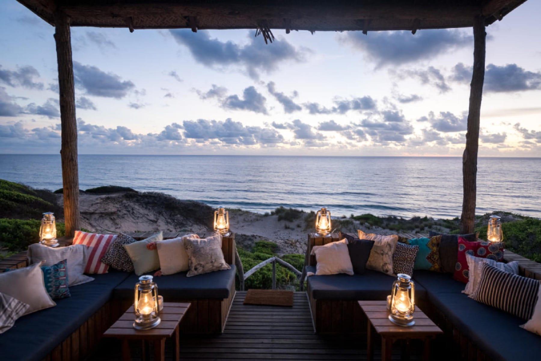 sava dunes lodge mozambique holiday