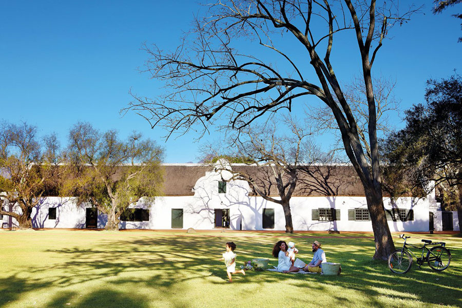 Stellenbosch and the Winelands_Spier Wine Estate