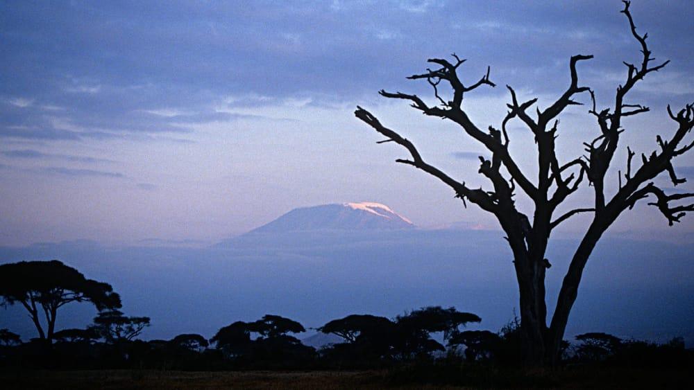sunset mount kenya credit andbeyond