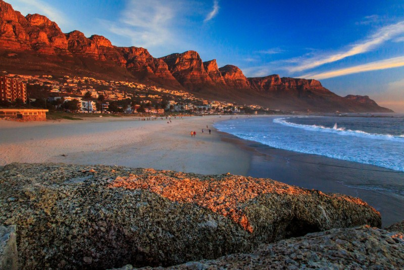 Sunsets in Cape Town are epic