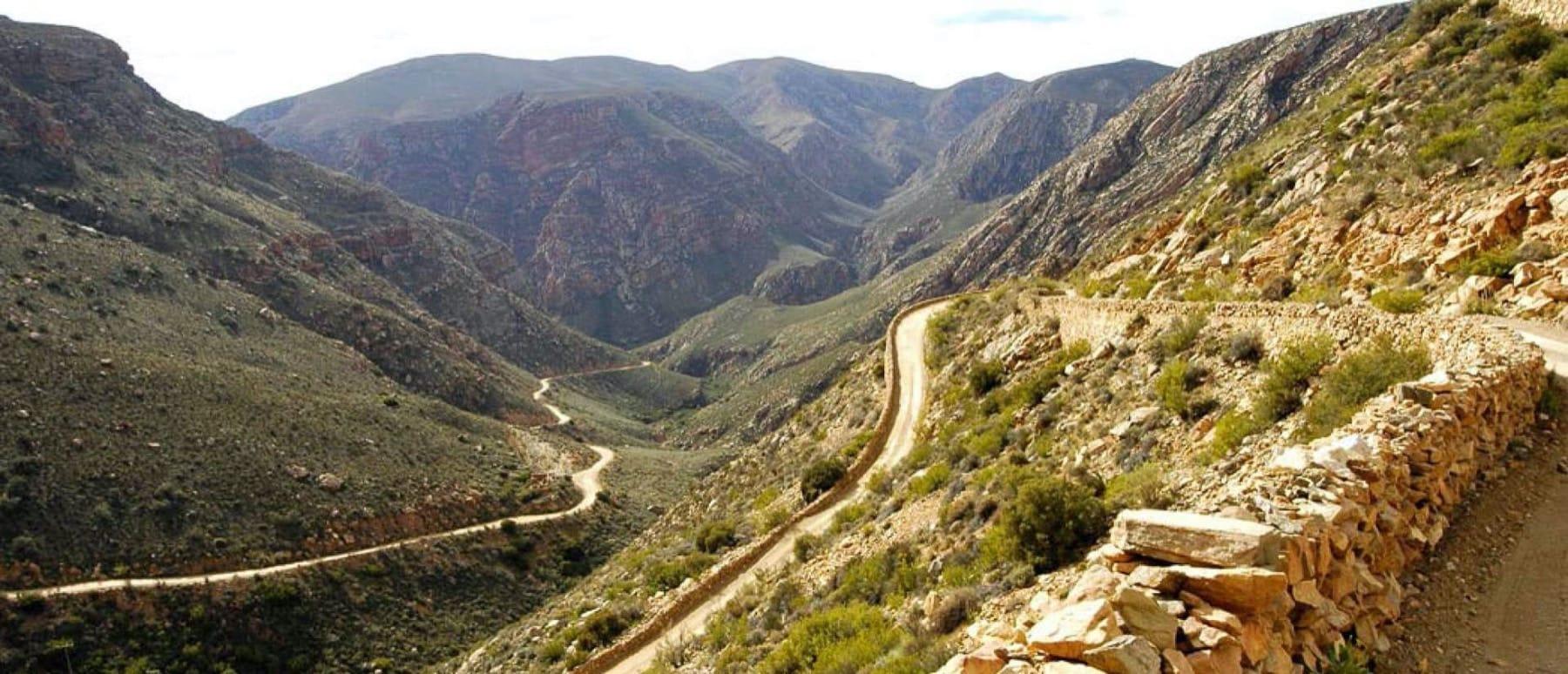 The Garden Route_Swartberg Pass