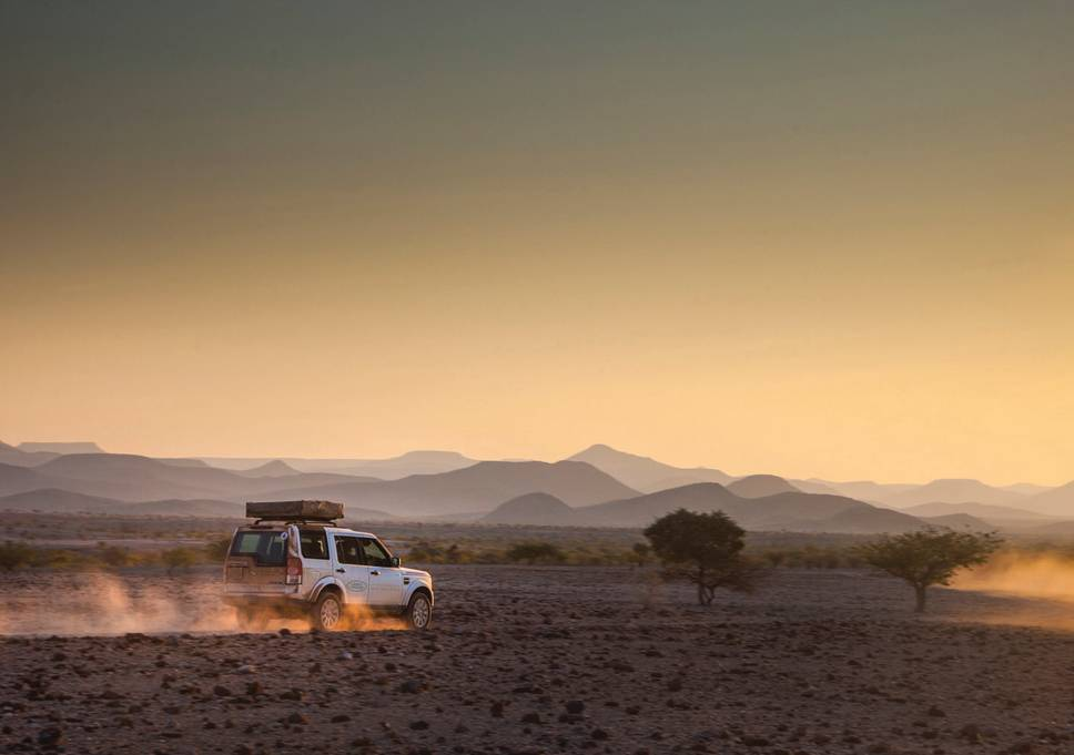 4x4 self-drive adventures can be found around every corner