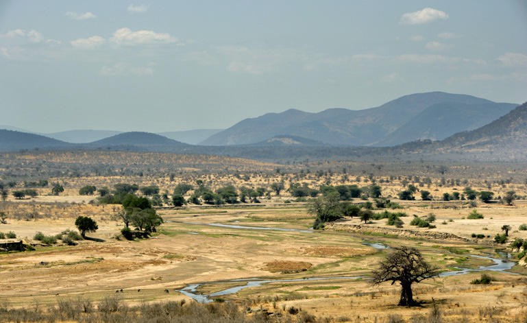 The dry season in Tanzania runs from June to October