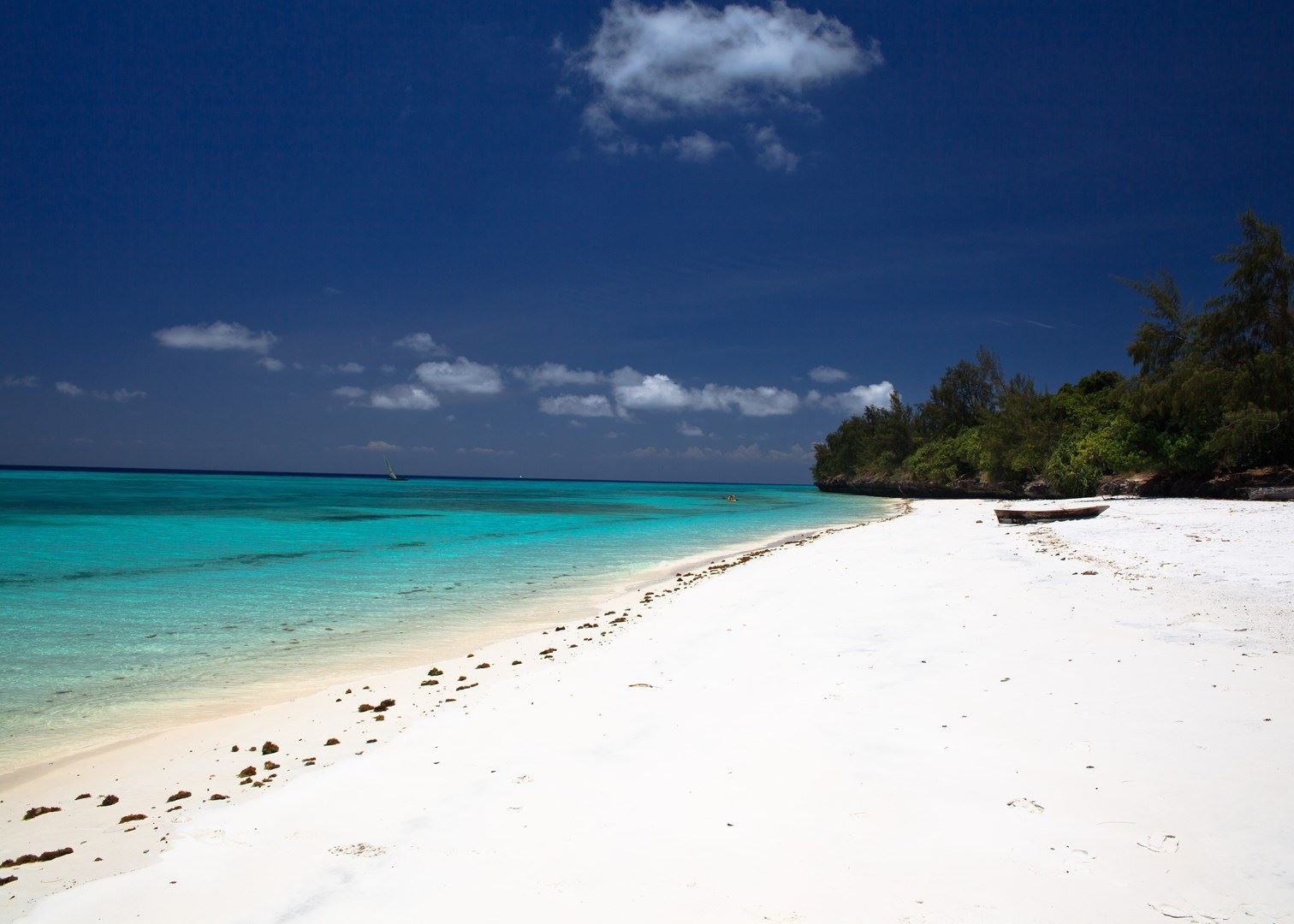 Pemba Island is part of the Zanzibar archipelago