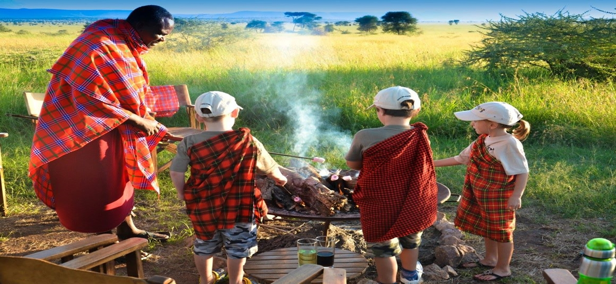 Experiencing Tanzania with children is a magical experience I Credit: Travel Without Tears