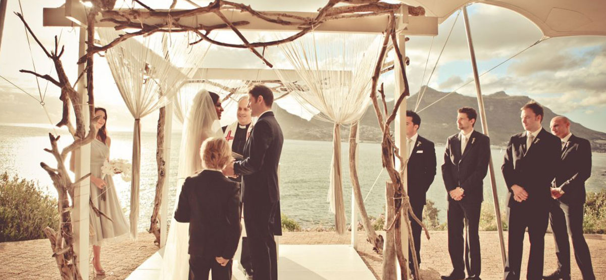 A romantic getaway in South Africa_Tintswalo Atlantic wedding