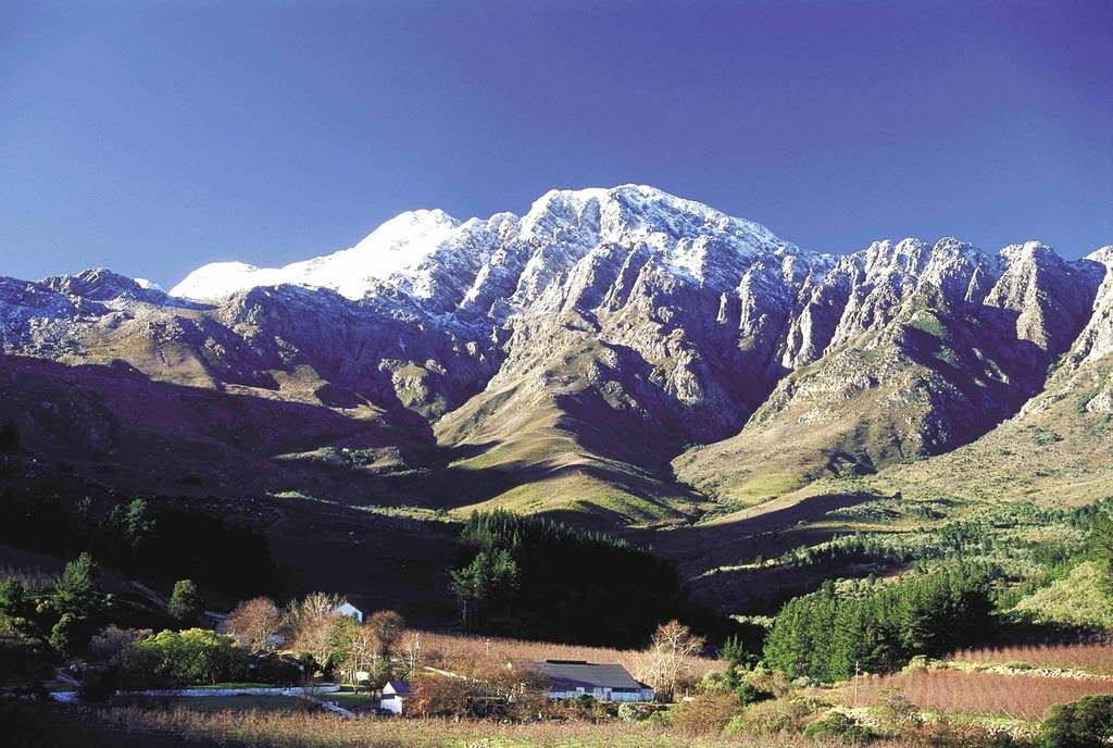 Tulbagh cpae town attractions