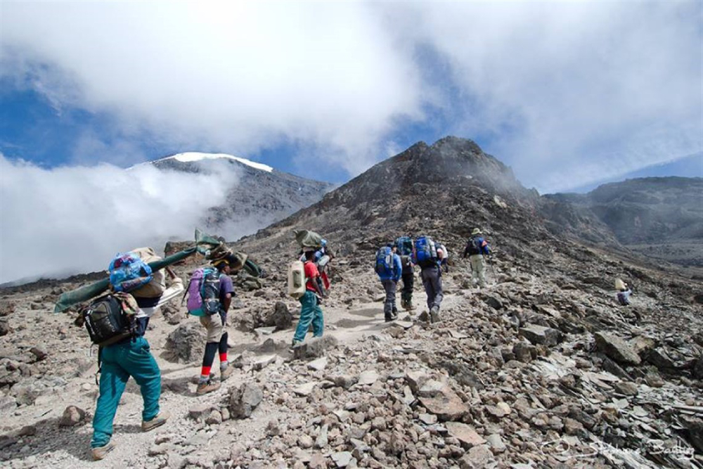 umbwe route climbing mount kilimanjaro credit travel rural