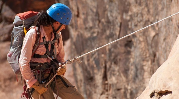 Try abseiling for a change of pace when you're on safari, credit: Sigo Adventures