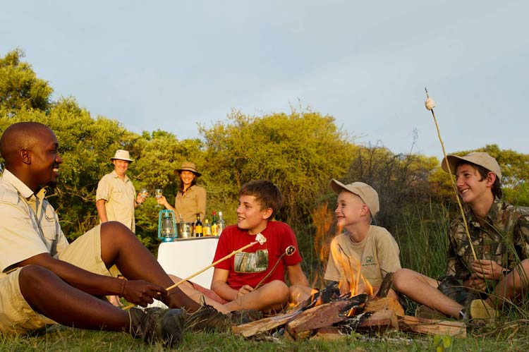 Children and adults alike will enjoy the variety that Zambia has to offer, credit: Safari Specialists
