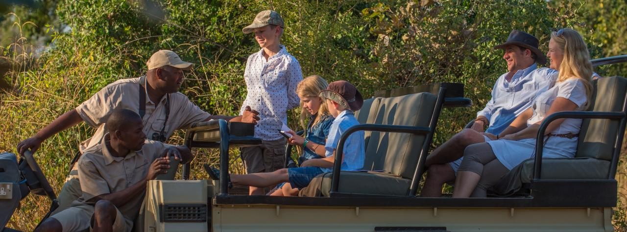Zambia is highly regarded as a family-friendly destination, credit: Bushtracks.com