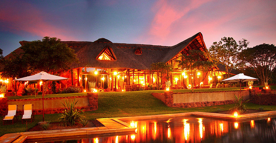 The Stanley Lodge in Zambia, credit: The Zambian