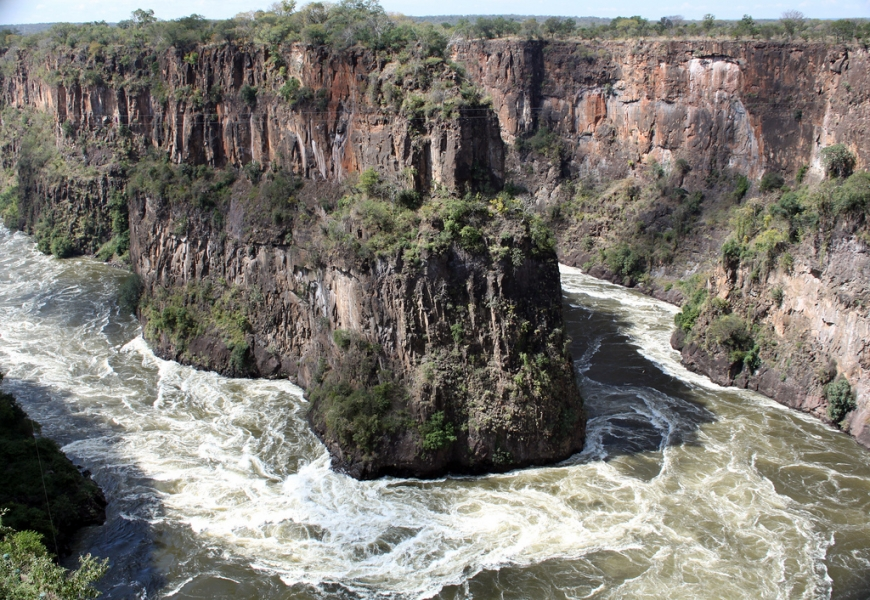 Batoka Gorge is the epicentre of fun and adventure